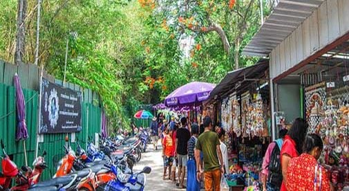 Tour Business in Thailand