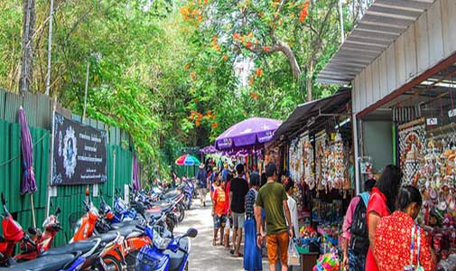Living an Adventure With a Food Tour Business in Thailand