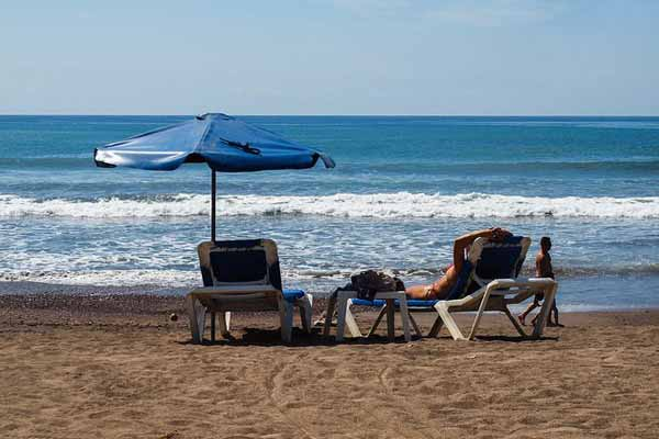 Jacó's beach is a perfect place to relax and wind down