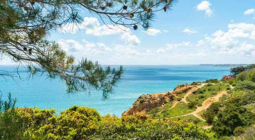 I Spend My Summers Living Like a Tourist in Lagos, Portugal