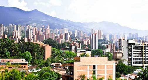 Medellín's Safe, and Modern El Poblado District