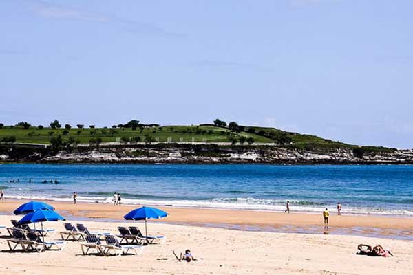 Spain's beaches attract crowds of Europeans in the summer but can be refreshingly calm in spring