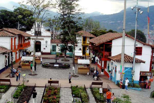 Step Back in Time—Visit Puebito Paisa