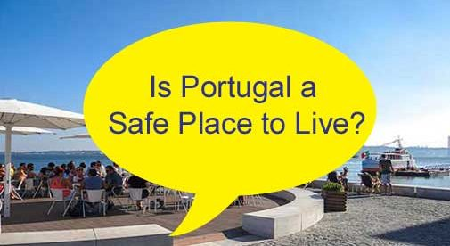 is portugal a safe place to live