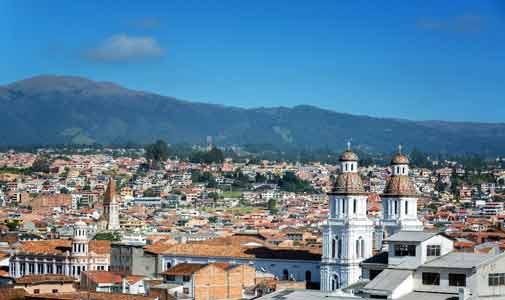Real Estate in Cuenca, Ecuador