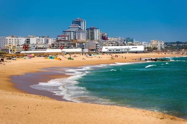 Day 6-Albufeira and Vilamoura (One night)