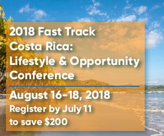 Fast Track Costa Rica