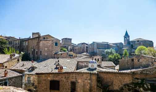 A Part-Time European Retirement in Historic Italy