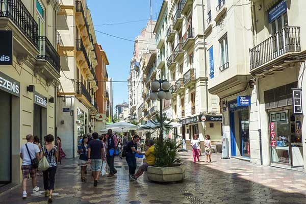The Ciutat Vella-Living with History in Valencia