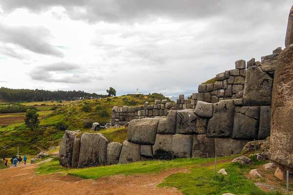 Walk or Ride up to the Saksaywaman ruins