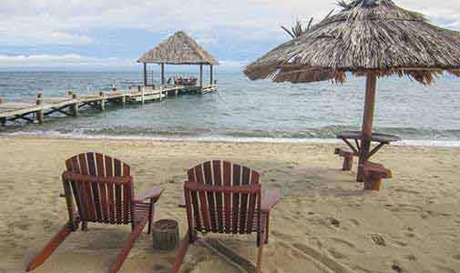 Finding Our Own Kind of Relaxation in Small-Town Belize