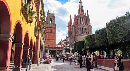 Adventures At Home In San Miguel De Allende International