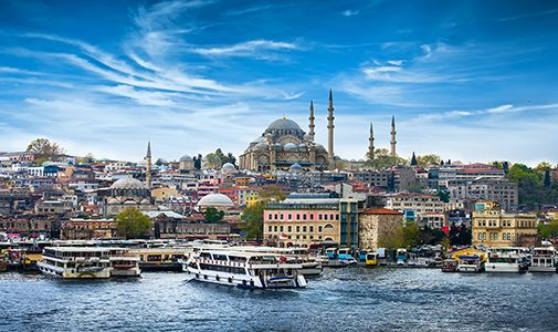 Secrets and Renovations in Old Istanbul, Turkey