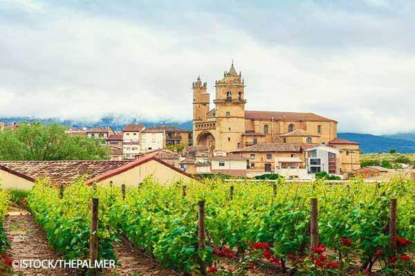 Wine in Spain