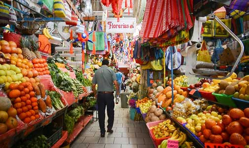 In Pictures: A Snapshot of Mexican Markets