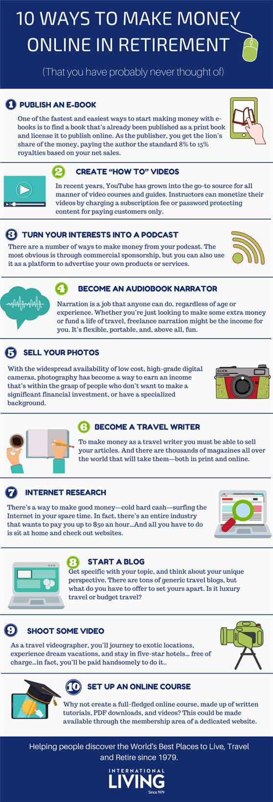 10-ways-to-make-money-online-Infograph