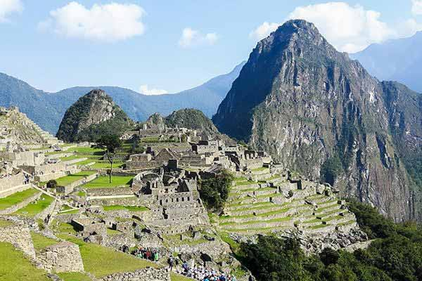 Spend time at Machu Picchu or the Sacred Valley before going to Cusco