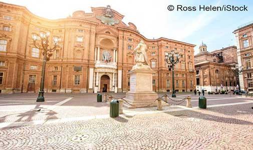 Falling in Love With Italian Life in Turin