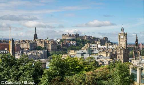 Old World Edinburgh is Walkable, Welcoming, and Surprisingly Affordable