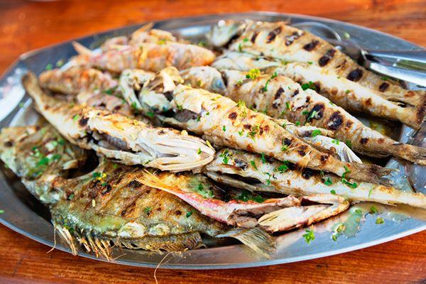 Croatia Seafood