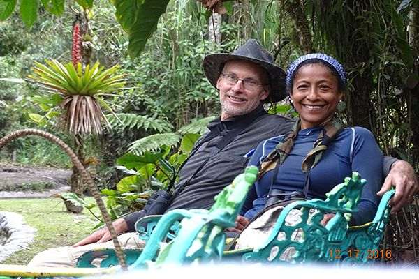 Tom and Mariela Ecolodge