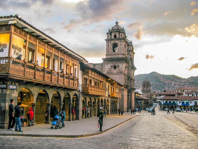 Top 10 Cities of Peru