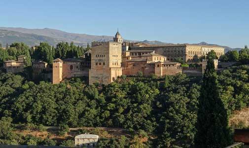 Finding la Buena Vida in Granada, Spain