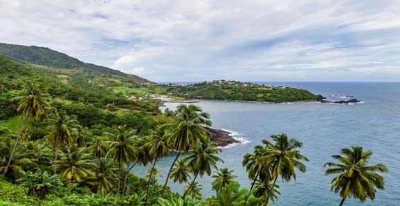Saint Vincent, Caribbean