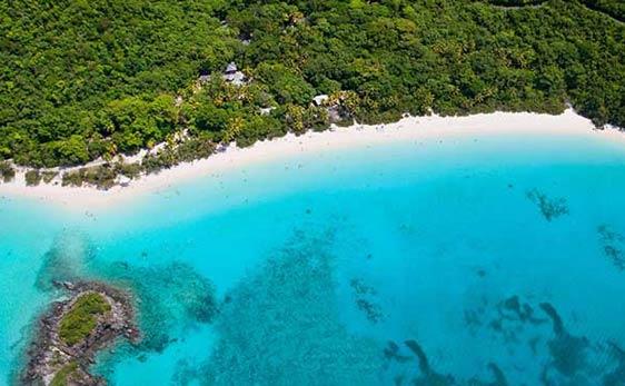 U.S. Virgin Islands, Caribbean