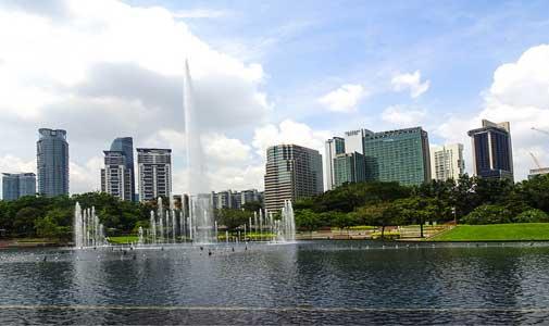 Living the High Life in Kuala Lumpur