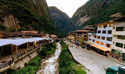 Aguas Calientes, Peru