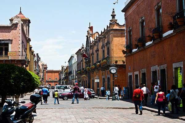 Queretaro Mexico Big City Living In Mexico S Colonial Highlands