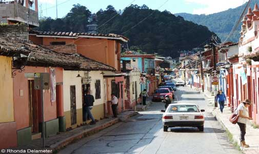 Living Richly on Less in San Cristobal de las Casas