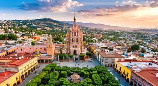 San Miguel De Allende vs Lake Chapala, Mexico