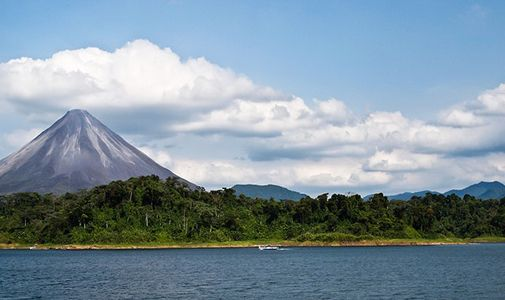 Days Filled With the Beauty of the Country in Lake Arenal