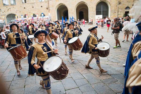 Lifestyle in Volterra