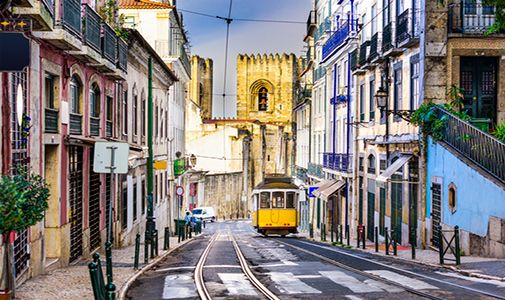 Finding Home in Lisbon's Old World Charm
