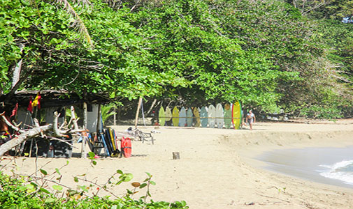 I Fell in Love With This Relaxed Costa Rican Beach Town