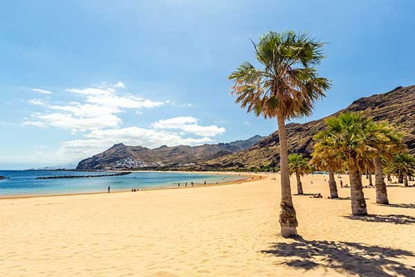 Tenerife-Beaches