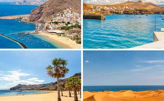 Tenerife Vs Gran Canaria