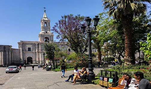 Video: Is it Safe to Live in Peru?