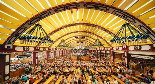 5 German Food and Drink Festivals to Tempt Your Appetite