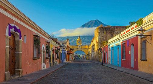 Two Days in Antigua, Guatemala