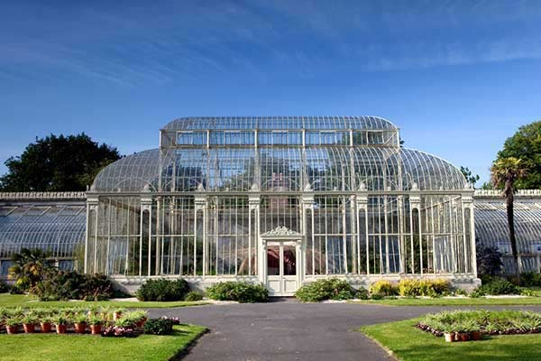 Dublin's Blooming National Botanic Gardens