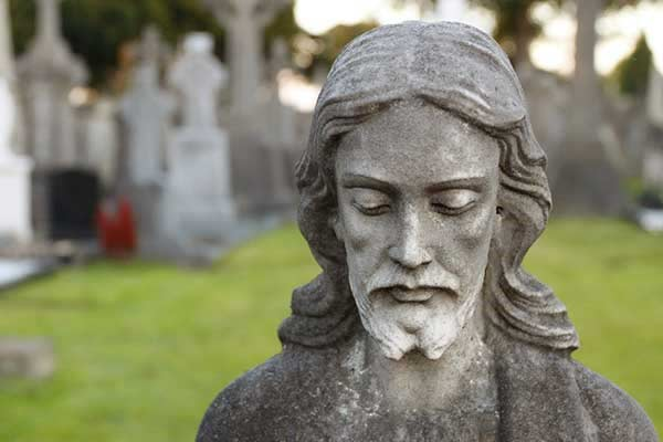 Graveyards at Glasnevin Cemetery Museum