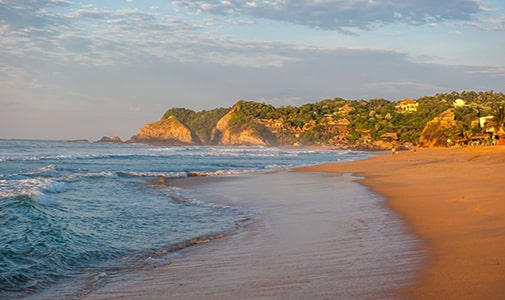Lesser-Known Mexican Beaches on the Oaxaca Coast
