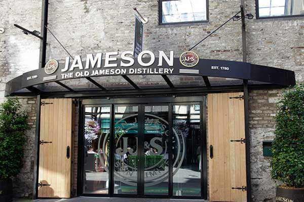 Old Jameson Distillery