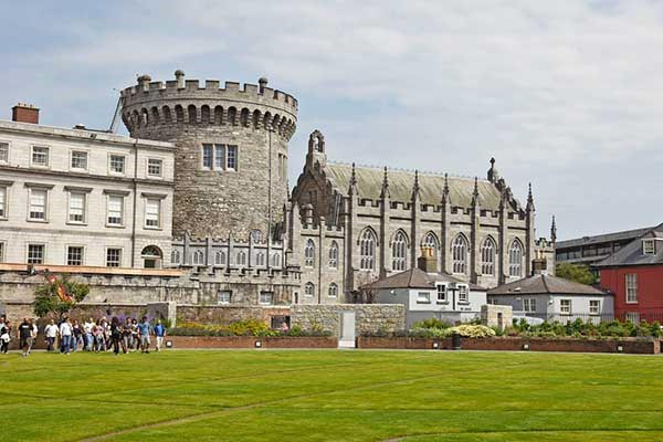 Step into History in Dublin Castle
