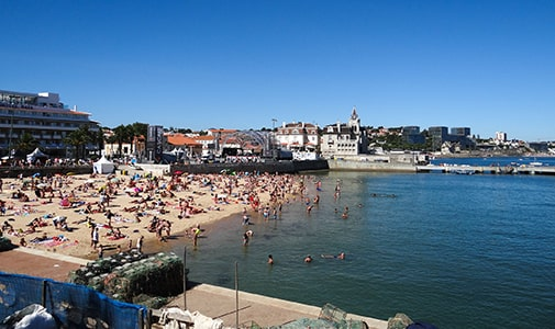 A Life of Inspiration and Relaxation in Cascais, Portugal