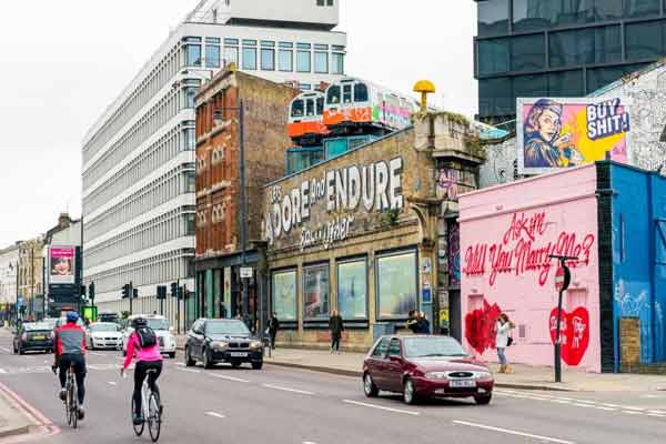 Discover London's Street Art